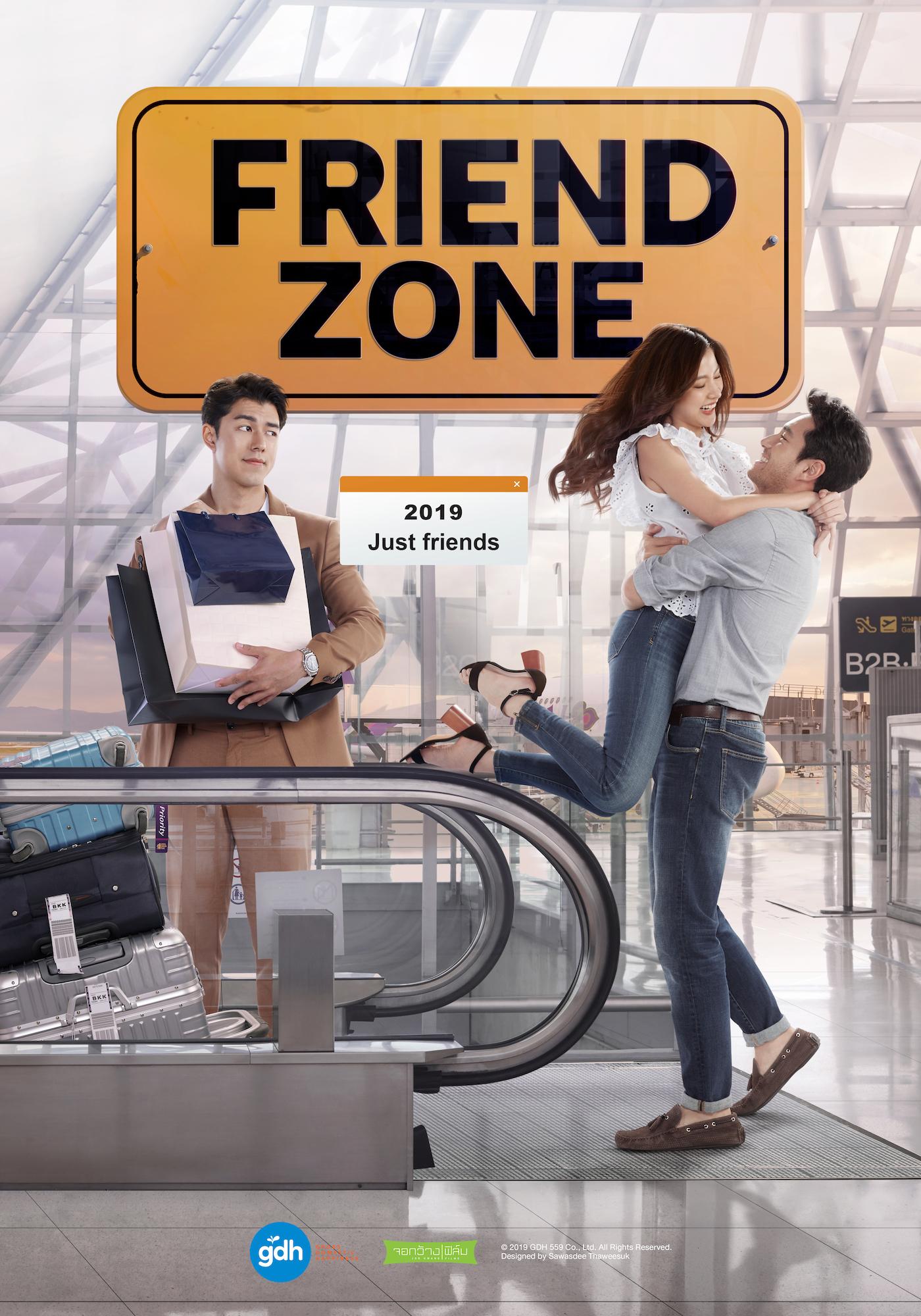 Friend Zone - Content Thailand